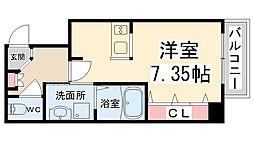 (仮称)ラフォート・キセラI[303号室]の間取り