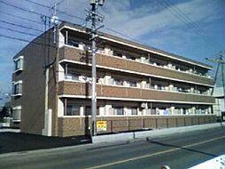 愛知県小牧市外堀2丁目の賃貸マンションの外観