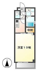 ExcelCourt本山[1階]の間取り