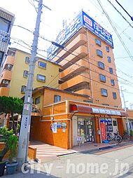 大阪府大阪市住吉区長居東3丁目の賃貸マンションの外観