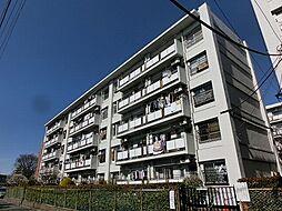 上平間住宅2号棟[5階]の外観