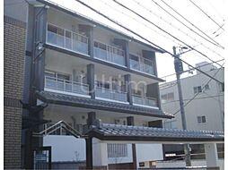京都府京都市上京区下柳原北半町の賃貸マンションの外観