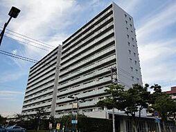 東京都江東区辰巳2丁目の賃貸マンションの外観