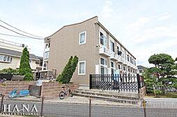 東京都足立区保塚町の賃貸アパートの外観