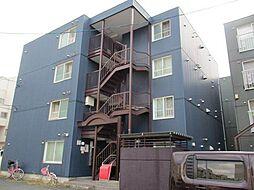 リバストーリーD棟[4階]の外観