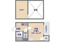 【敷金礼金0円!】レディバッグ六本松