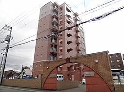グランメール ツイン山鼻 東館[8階]の外観