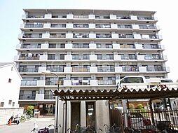 リベラルパレス城東A棟[1階]の外観
