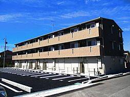ポルト ボヌール代宿[201号室]の外観