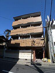 京都府京都市中京区西ノ京北壺井町の賃貸マンションの外観