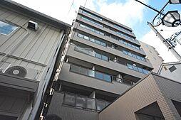 パレユニオン鶴ヶ丘[201号室]の外観