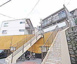 京都府京都市北区大宮玄琢北町の賃貸アパートの外観