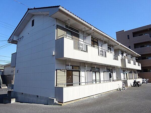 ザ・ドリーム II 1階の賃貸【茨城県 / つくば市】