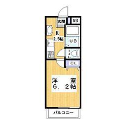 (仮称)キャメル草加吉町2丁目 2[3階]の間取り