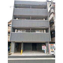 大阪府大阪市西成区玉出西1丁目の賃貸アパートの外観