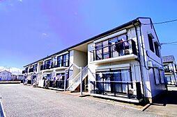 エクセル岸 A[1階]の外観