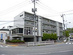 広島県安芸郡府中町鹿籠2丁目の賃貸マンションの外観