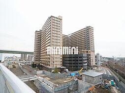 ロイヤルパークスERささしま SOUTH[7階]の外観