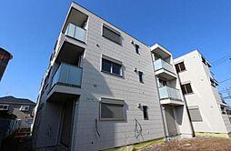 千葉県松戸市常盤平1丁目の賃貸マンションの外観