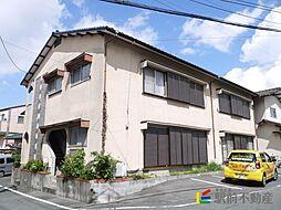 佳須賀コーポ[102号室]の外観