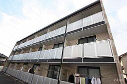 広島県福山市桜馬場町の賃貸アパートの外観