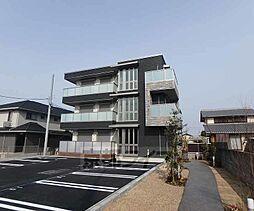 京都府宇治市神明石塚の賃貸マンションの外観