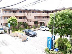 千葉県柏市今谷上町の賃貸マンションの外観