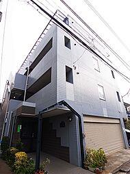東京都町田市原町田5の賃貸マンションの外観