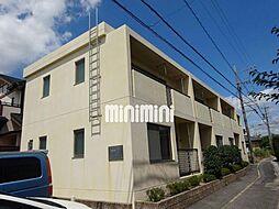 愛知県みよし市三好町西ノ木戸の賃貸マンションの外観