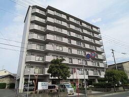 大阪府八尾市東久宝寺1丁目の賃貸マンションの外観