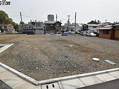 2号地付近 現地写真 国分寺市西恋ヶ窪1丁目