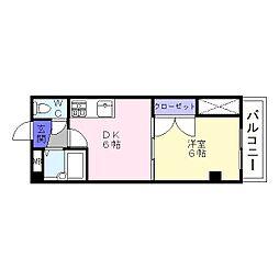 住吉東駅 4.8万円
