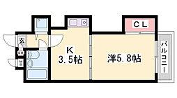 手柄駅 3.3万円