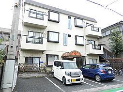 埼玉県さいたま市中央区本町西3丁目の賃貸マンションの外観