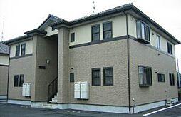 アネックス21太田西 B棟[101号室]の外観