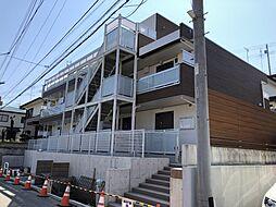 踊場3分矢部町新築マンション[207号室]の外観