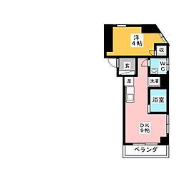 高田馬場駅 9.0万円