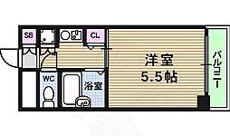 四天王寺前夕陽ヶ丘駅 4.4万円