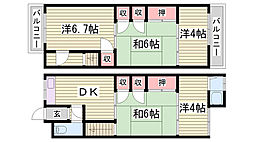 平松駅 5.0万円