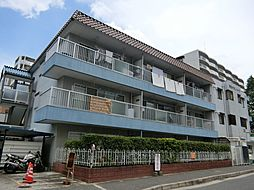 天王タウンハイツ[1階]の外観