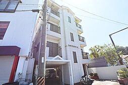 兵庫県伊丹市北園1丁目の賃貸マンションの外観