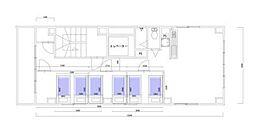 東京メトロ銀座線 稲荷町駅 徒歩4分の賃貸マンション 2階3LDKの間取り