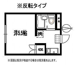 トトロ[2階]の間取り