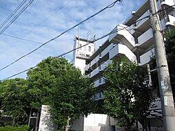 大阪府東大阪市楠根3丁目の賃貸マンションの外観