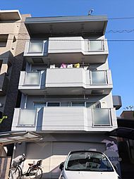タウンハイツ大和[3階]の外観