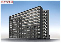 埼玉県さいたま市岩槻区美園東3丁目の賃貸マンションの外観