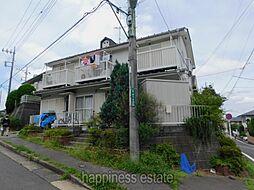 [テラスハウス] 東京都町田市高ヶ坂7丁目 の賃貸【/】の外観