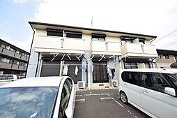 神奈川県横浜市戸塚区上品濃の賃貸アパートの外観