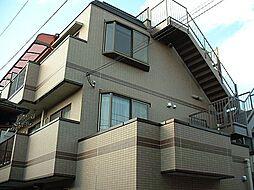 東京都江戸川区松江4丁目の賃貸マンションの外観
