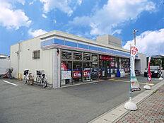 ローソン 太子町鵤店 160m